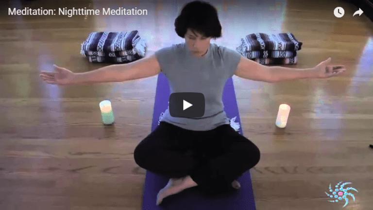 Meditation: Nighttime Meditation