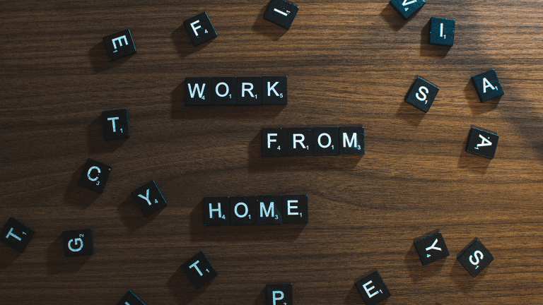 Working at Home for the Long-term? Look to Your Health.